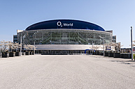 Germany, Berlin, View of O2 World - CB000062