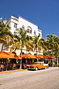 USA, Florida, Miami Beach, View of Art Deco District - ABA000849