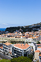 Portugal, Funchal, View of houses at Madeira - AMF000135