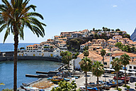 Portugal, View of Camara de Lobos near Funchal - AMF000200