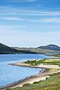 United Kingom, Scotland, View of Loch Hope near Inverhope - ELF000171