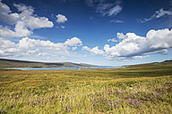 United Kingom, Scotland, View of Loch Hope near Inverhope - ELF000168