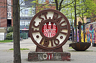 Germany, Hamburg, View of FC St Pauli - ALE000045