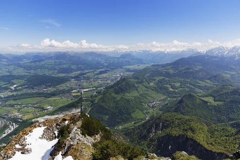 Austria, Salzburg, View of  Salzach valley - SIE003896