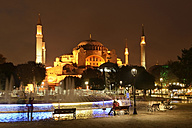 Turkey, Istanbul, View of Sultan Ahmed park - LH000150