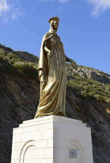 Turkey, Statue of Virgin Mother at Ephesus - LH000138