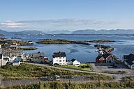 Norway, Harbor of fishing village - HWO000032