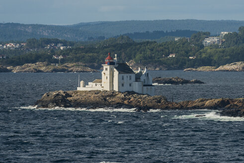 Norway, Museum and lighthouse at North Sea - HWO000053