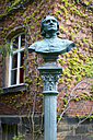 Germany, Bavaria, Statue of Franz Liszt - MH000188