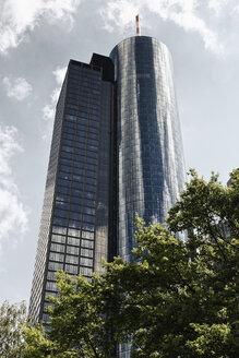 Germany, Hesse, Frankfurt, View of Main Tower - MSF002938