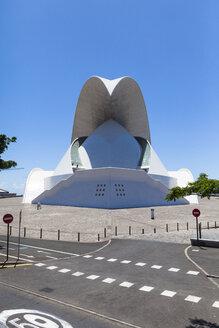 Spain, View of Auditorio de Tenerife - AM000373
