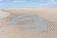 Denmark, Romo, Low tide at North Sea - MJF000242
