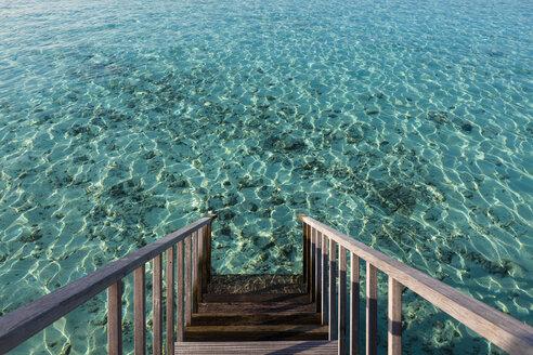Asia, View of Maldive Islands - AMF000593