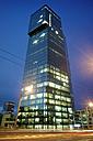 Switzerland, Zurich, View of Prime tower - JHEF000019