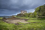 United Kingdom, Scotland, View of Dunvegan Castle - EL000218