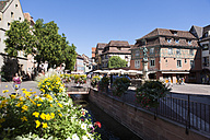 France, Colmar, View of Square Old Customs - AM000656