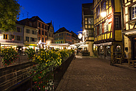 France, Colmar, View of Square Old Customs - AM000650