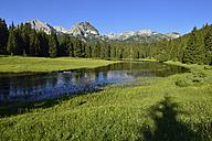Montenegro, View of Otoka river in Durmitor National Park - ES000424