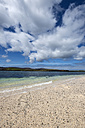 United Kingdom, Scotland, View of Coral beach near Dunvegan - ELF000256