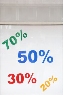 Special offer retail signs - SKF001490