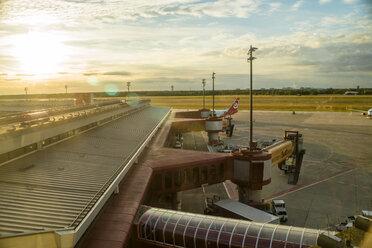 Germany, Berlin, View of Berlin Tegel Airport - FB000084