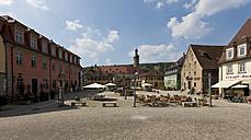 Germany, Baden Wuerttemberg, View of  Weikersheim - AM000739