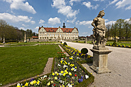 Germany, Baden Wuerttemberg, View of Weikersheim Castle - AM000727