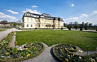Germany, Bavaria, Wuerzburg, View of Prince Bishops Castle - AM000728