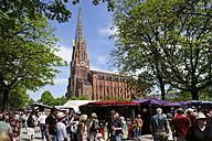Germany, Bavaria, Munich, Maria Hilf Church - LH000252