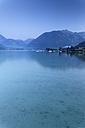 Austria, Tyrol, View of Achensee lake at dawn - GFF000195