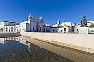 Portugal, Lagos, View of Santa Maria church - WDF001920