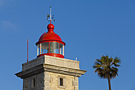 Portugal, Lagos, View of Lighthouse - WDF001909