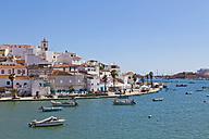 Portugal, Fishing boats near Portimao - WDF001813