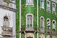 Portugal, Lagos, Ceramic tilework houses - WD001789