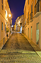 Portugal, Lagos, Alley of old town - WD001787