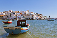 Portugal, Fishing boats at Portimao - WD001749