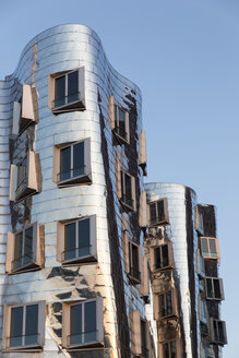 Germany, Duesseldorf, View of Gehry House - HSK000006