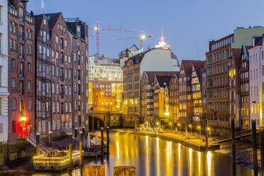 Germany, Hamburg, View of Elbphilharmonie - NK000004