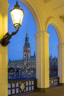 Germnay, Hamburg, View of Alsterarkaden - NKF000008