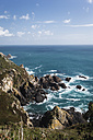 Guernsey, View of La Corbiere - EVG000164