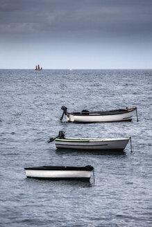 Guernsey, Boats at sea - EVG000169