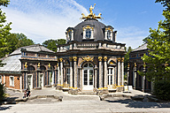 Germany, Bavaria, Franconia, Bayreuth, Hermitage, New Castle and orangery - AM000847