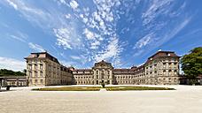 Germany, Bavaria, Franconia, Pommersfelden, Weissenstein castle - AM000853