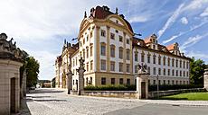 Germany, Bavaria, Franconia, View of Residential castle Ellingen - AM000857