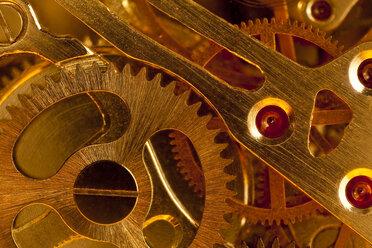 Germany, Clog wheel, close up - CPF000027