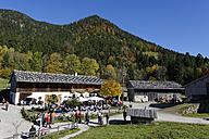 Germany, Bavaria, View of Markus Wasmeier museum - LB000248