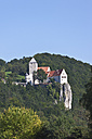 Germany, Bavaria, View of Prunn Castle - AM000875