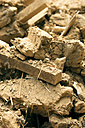 Clay from old half-timbered house, detail - ON000227