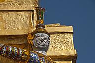 Thailand, Bangkok, Wat Phra Kaeo Grand Palace - WG000021