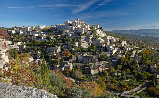 France, View of Gordes - DHL000057